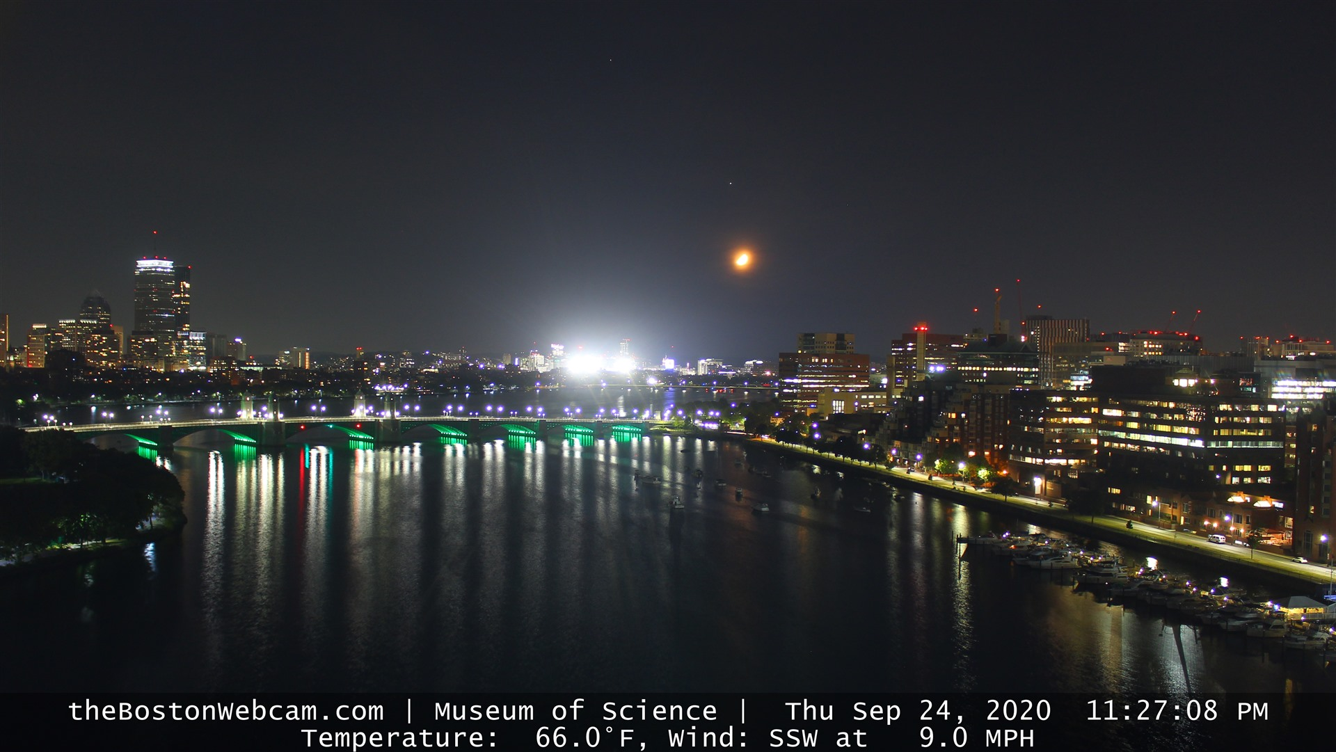 Boston Webcam